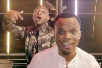 Ketchup - Baby oh ft Davido - Bénin