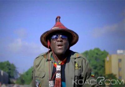 Fadal Dey - Sankara forever - Bénin