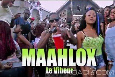 Maahlox Le Vibeur - Tu es Dedans - Bénin