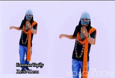 Freeman Tapily - Zem Zem - Rap