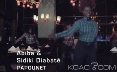 Abiba - Papounet  F.t Sidiki Diabaté - Rap