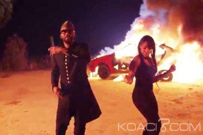 Fally Ipupa ft. Booba - Kiname - Rap