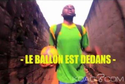 Maahlox Le Vibeur - Le ballon est dedans - Togo