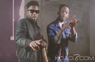 Mr Eazi ft Wizkid, Eddie Kadi et Maleek Berry - leg Over - Angola
