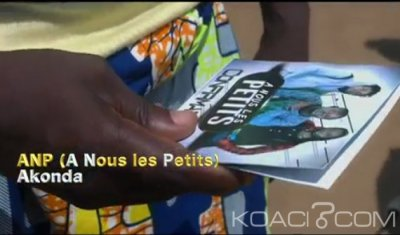 A Nous Les Petits - Akonda - Angola