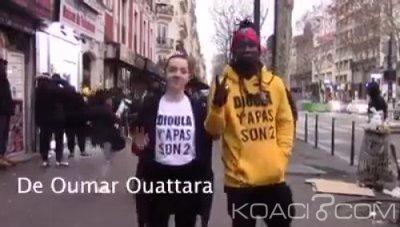 Oumar Ouattara - Dioula y'a pas son deux - Variété