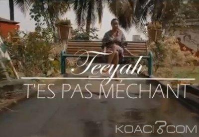 TEEYAH - T'ES PAS MECHANT - Rumba
