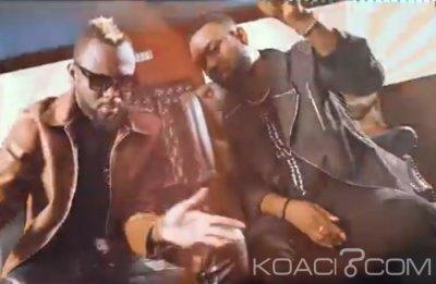 VERONNE GOODLUCK - C'EST DEVANT QUI EST BON Ft KEDJEVARA - Rap