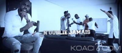 VENOM CASCADEUR - N'oublie Jamais feat KEROZEN DJ - Congo