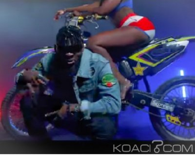 ARAFAT DJ - MOTO MOTO - Coupé Décalé