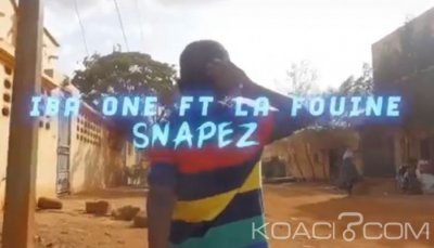 Iba One - Snapez Ft La Fouine - Ghana New style