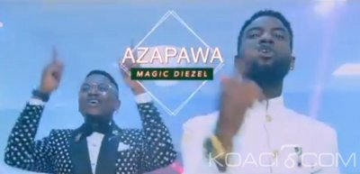 Magic Diezel - Azapawa - Rap