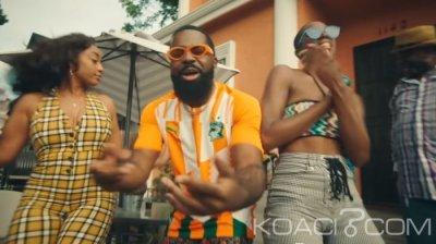 Afro B feat French Montana – Joanna (Drogba) Remix - Variété