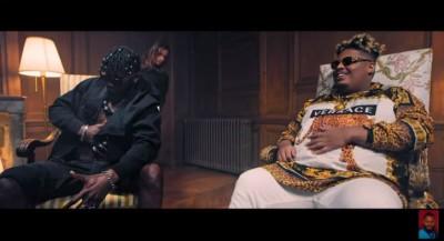 DJ ARAFAT feat Naza - Ventripotent