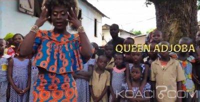 Queen Adjoba - Partagez - Camer