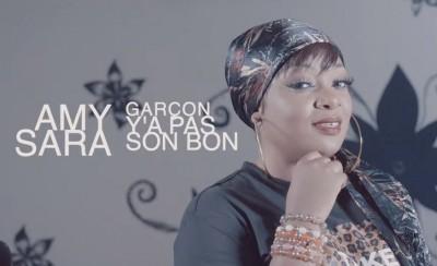 Amy Sara - Garçon  y'a pas son bon - Congo