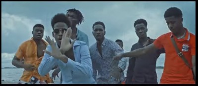 LM Feat Widgunz et OG8 - C'DOUX - Sénégal