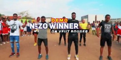 N-zo Winner - On veut bouger démo - Ghana New style