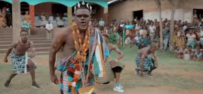 Ariel Sheney - Tchoko tchaka - Ghana New style