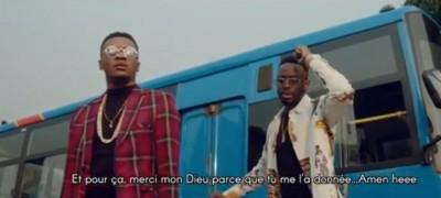 DADJU - Mwasi ya Congo avec GAZ MAWETE - Rap