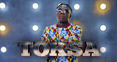 Toksa feat Imilo Lechanceux - Jeux de Jambes - Togo