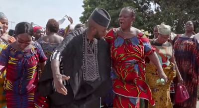 KEROZEN  - DIEU SUR TERRE - Ghana New style