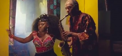NINIOLA FT FEMI KUTI - FANTASY - Afro-Pop