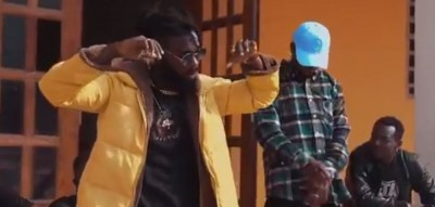 Didi B Feat. Kadja  -  OTCP - Togo