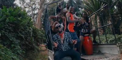 Eddy Kenzo -  Tweyagale - Camer