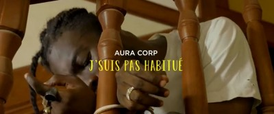 Aura Corp - J'suis pas habitué (Kadja, J Haine & Monsieur Key) - Rap