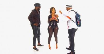 Oudy 1er Ft Roga Roga - Histoires de réseaux sociaux - Rap