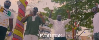 Mr. Leo Ft Collectif Africa - Zero Corona - Malien