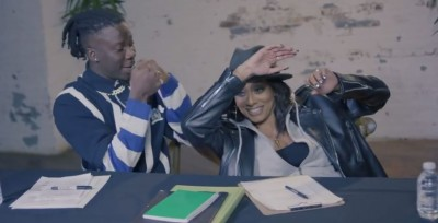 Stonebwoy - Nominate ft. Keri Hilson - Rap