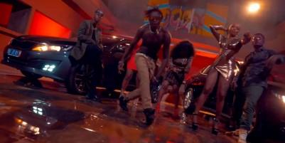 Himra  Ft. J Haine, Bmuxx Carter  -   Dans la Caisse - Afro-Pop