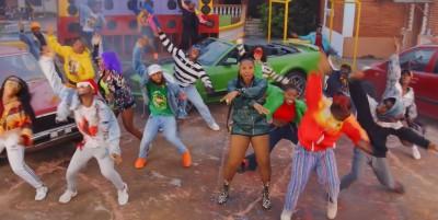 Yemi Alade - Boyz - Rap
