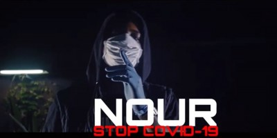 NOUR  - Stop Covid-19 - Ghana New style