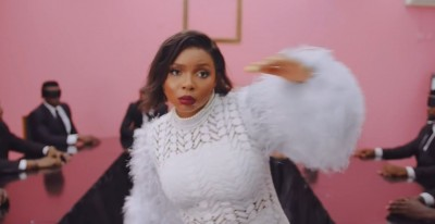 Yemi Alade - Boyz - Camer