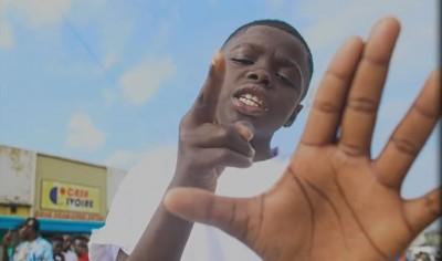 RAMBA JUNIOR - LA PAIX - Rap