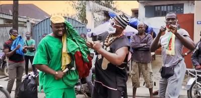 PAA KAMTO  -  Sauve nous - Afro-zouk