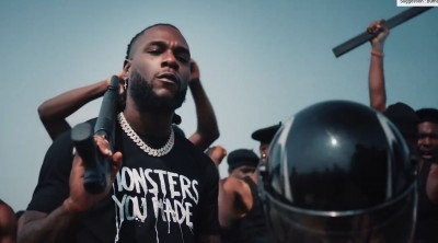 Burna Boy - Monsters You Made - Rumba