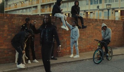 Burna Boy - Real Life feat. Stormzy - Camer