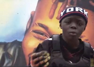 RAMBA JUNIOR - HOMMAGE A DJ ARAFAT - Rap