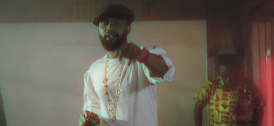 Fally Ipupa - Message - Rap