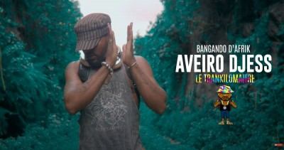AVEIRO DJESS  - LE NYAMA - Rap