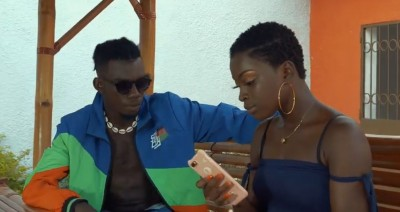 Doucement Attraper ft Oyoki Onanayo - MA MOULEE - Ghana New style