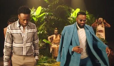 Fally Ipupa - Un coup feat. Dadju - Rap