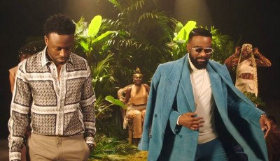Fally Ipupa - Un coup feat. Dadju - Congo