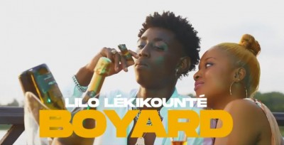 Lilo Lekikounte - BOYARD - Rap
