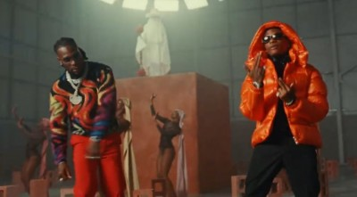 WizKid - Ginger   ft. Burna Boy - Camer