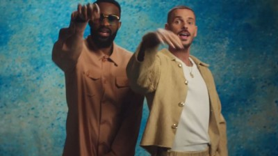 Fally Ipupa - Juste une fois feat. M. Pokora - Camer